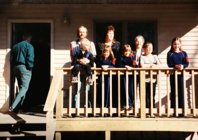 Lake Como 1999 First Partner Family