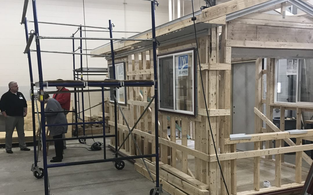 Habitat for Humanity Looks to Work with Local High School