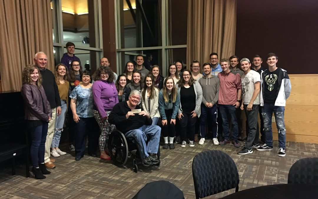 Whitewater Habitat Chapter Lends a Helping Hand